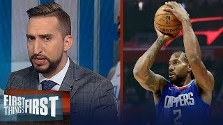 Download If Clippers are going to win a title, it will be with all star cast —Nick | NBA | FIRST THINGS FIRST Mp3 and Videos