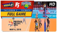 PVL RC Season 2: Fighting Warays vs. High Flyers | Full Game | 1st Set | May 6, 2018