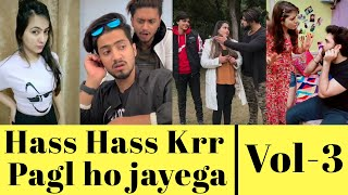 Top 30 Best Funny Videos | Comedy Videos | Mr Faisu, Awez Darbar, Avneet kaur, Jannat
