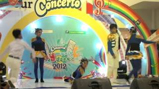 Campina Concerto My Music My Dance 2012 - Juara 3 Makassar Thumbnail