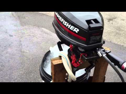 5 Hp Sears Gamefisher Outboard