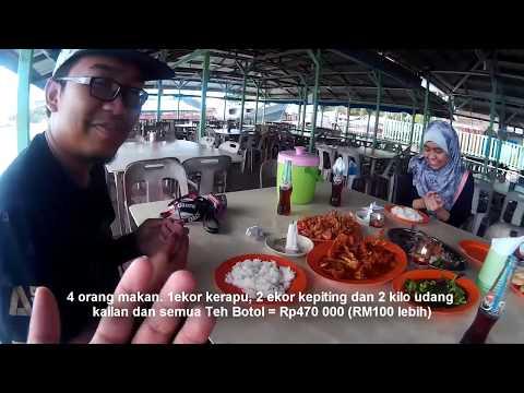 VLOG Malaysia - Batam dari Stulang Laut ( panduan kos dan tips )