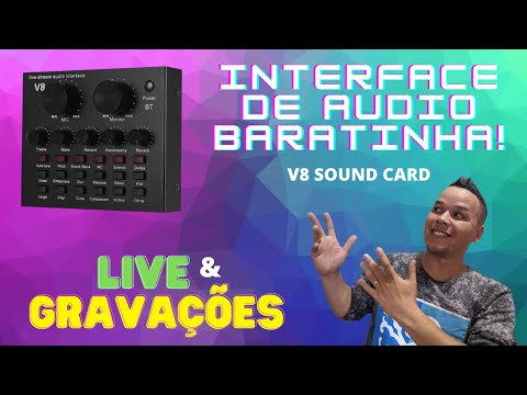 INTERFACE BARATA PARA