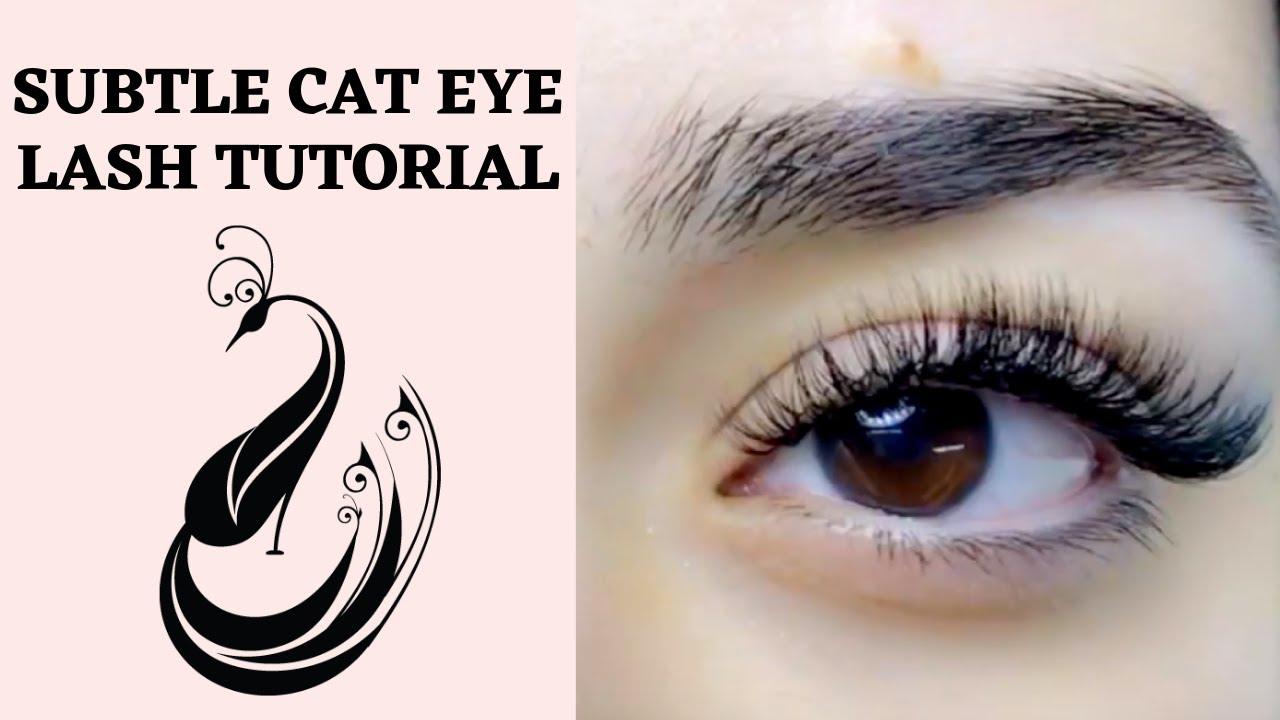 b8730770f3e Full Volume Eyelash Extension Tutorial   Yegi Mega Easy To Fan Lashes    Eyelash Extensions 101