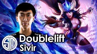 Doublelift picks Sivir