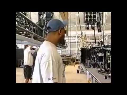 Video mostra ensaios do Show da Turnê History Tour de Michael Jackson