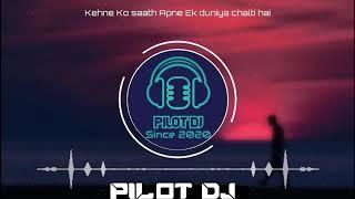 Kehne Ko saath Apne Ek duniya chalti hai   8D Audio   Main Jahaan Rahoon  Sad Song   HQ