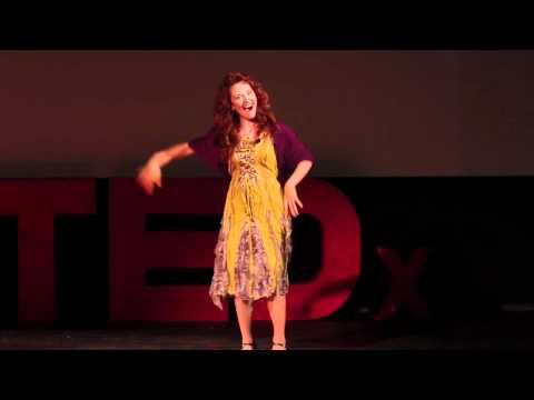Defining your identity (Part 1 of 3): Amy Walker at TEDxPhoenixville