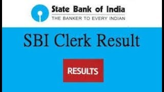 SBI Clerk Mains Result 2018: State Bank of India Junior Associates recruitment result
