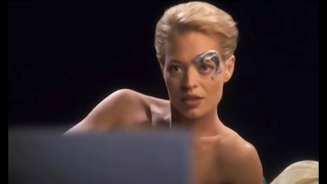 Seven Of Nine Best Moments Season 6 Star Trek Voyager Youtube