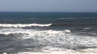 Сёрфинг в Порту на океане