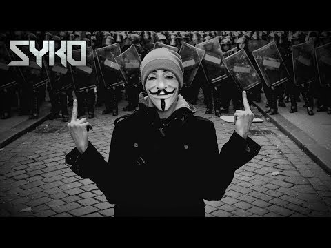"Hip-Hop Rock Instrumental {Rap Beat} ""Maverick"" - Syko Beats"