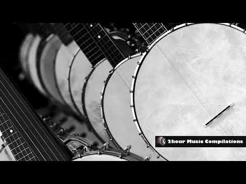Instrumental Bluegrass - A two hour long compilation