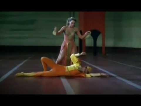 Bob Fosse's jazzy dancing scene from KISS ME KATE (1953)