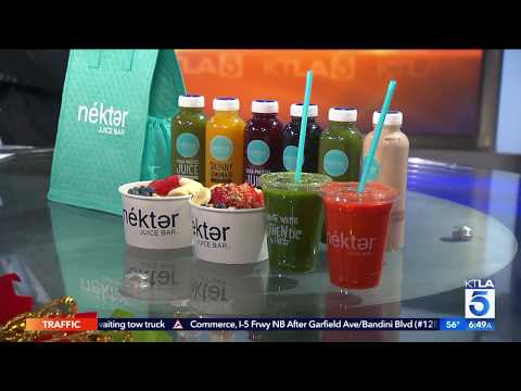 Start Your New Year Off Right With Nekter Juice Bar