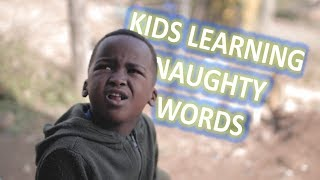 Luh & Uncle Ep 8 - Learning New Words - MDM Sketch Comedy