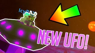 BUYING THE NEW $500,000 UFO!!! | Jailbreak on Roblox #27
