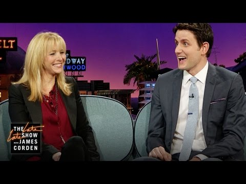 Lisa Kudrow & Zach Woods Were Both Neurotic Children - 동영상