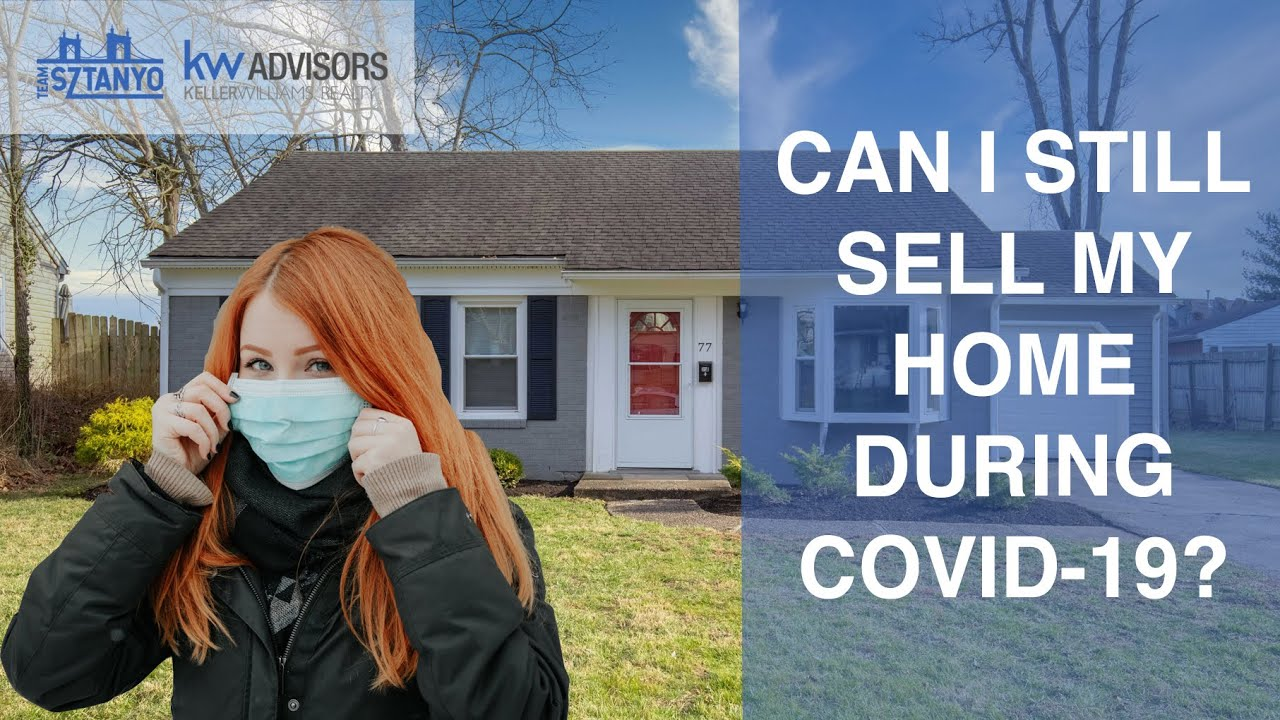 Can I Sell My House During the COVID-19 Quarantine? Is it Safe?