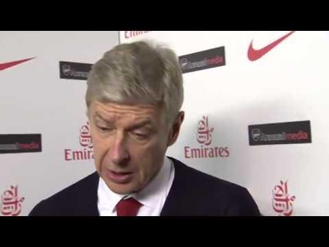 Arsène Wenger: Post Match Reaction Arsenal 3 Newcastle 0