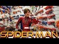 Spider-Man Homecoming Rapid Reload Blaster!!