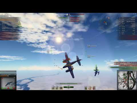 World Of Warplanes | Su-9 | Ace | Lose
