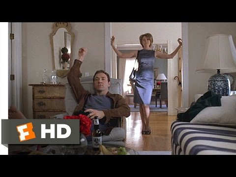 American Beauty (7/10) Movie CLIP - I Rule! (1999) HD