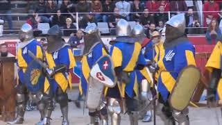 Середньовічний бій: чемпіонат світу скоро у Києві!!!