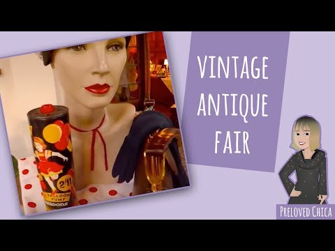 What to buy at a Vintage & Antique Fair