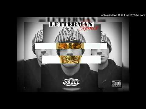 Boizee - Letterman Remix