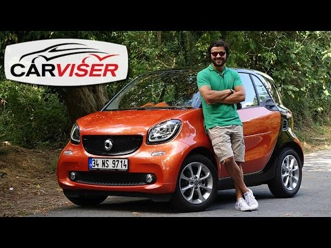 Smart Fortwo Test Sürüşü - Review (English subtitled)