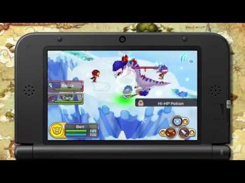 Nintendo 3DS - Fantasy Life Multiplayer Trailer