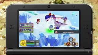 Nintendo 3DS - Fantasy Life Multiplayer Trailer