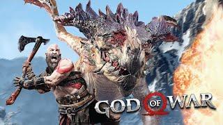 God of war - прохождение (новая игра+) Часть 3.