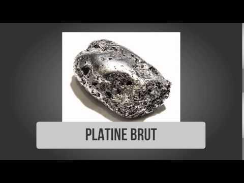 Achat Platine et Palladium - Investir en métaux précieux (2) - Interor Paris