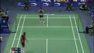 Lin Dan VS Andrew Smith 2
