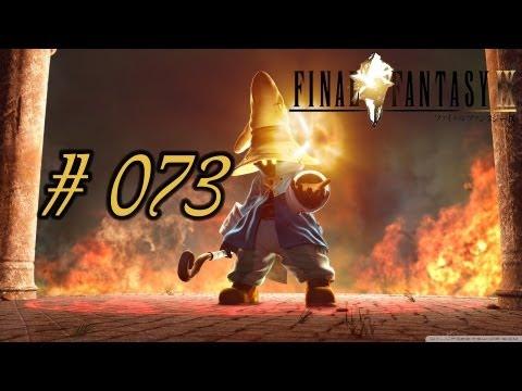 #073 - Final Fantasy 9  ► Flucht aus dem Schloss ◄ 