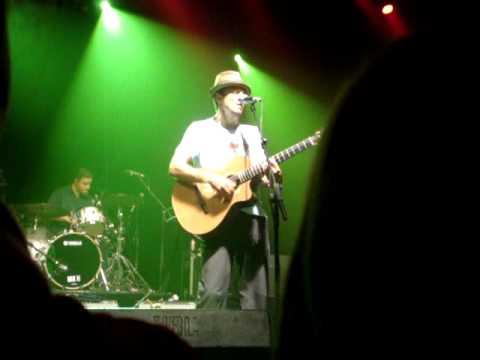 Jason Mraz - Remedy (Live at the Falconer Theatre in Copenhagen)