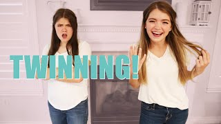 Copying My Sister For A Day! She Hated It!!