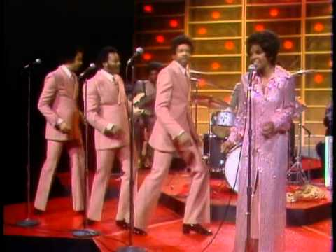 The Midnight Special 1973 - 05 - Gladys Knight & The Pips - Neither One Of Us