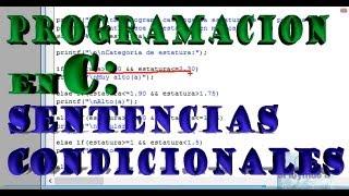 Programacion en C, CONDICIONES (if, else, else if), Programa funcional !