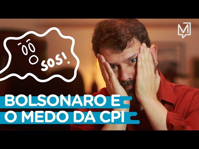 Bolsonaro e seu pesadelo na CPI I Ponto de Partida
