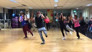 class footage darrio1 choreography   puff daddy finna get loose   bronte dance and fitness