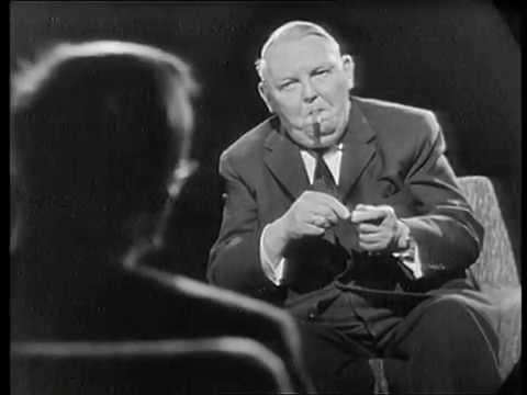 Günter Gaus im Gespräch mit Ludwig Erhard (1963)
