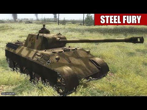 steel fury kharkov 1942 manual