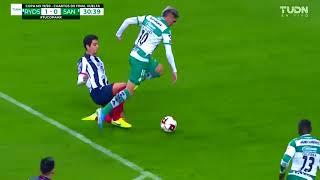 embeded bvideo Resumen | Monterrey 1 - 0 Santos Laguna | Copa MX -  2019-2020 Cuartos de Final Vuelta