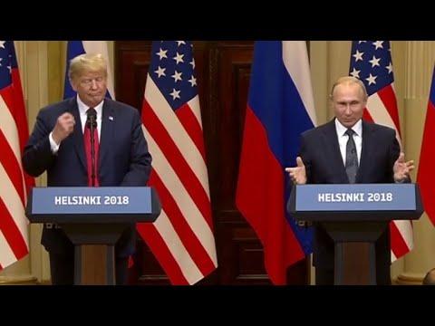 Putin denies election meddling, but hackers left clues
