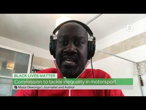 Musa Okwonga on Black Lives Matter movement in Sport