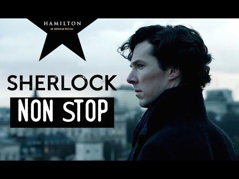Sherlock ◆ Non Stop (Hamilton) Fanvid