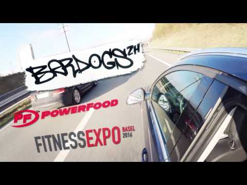 Aftermovie Fitness Expo Basel